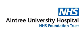 Aintree hospital logo