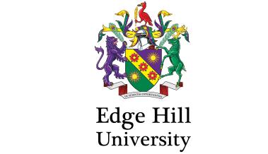 Edge Hill University logo