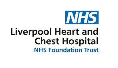 NHS Liverpool Heart and Chest Hospital logo